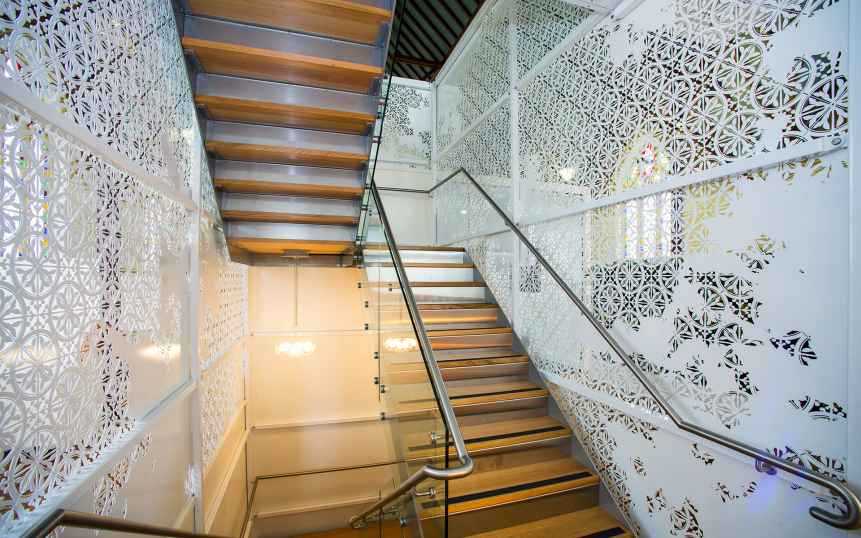 Staircase Walker Designs