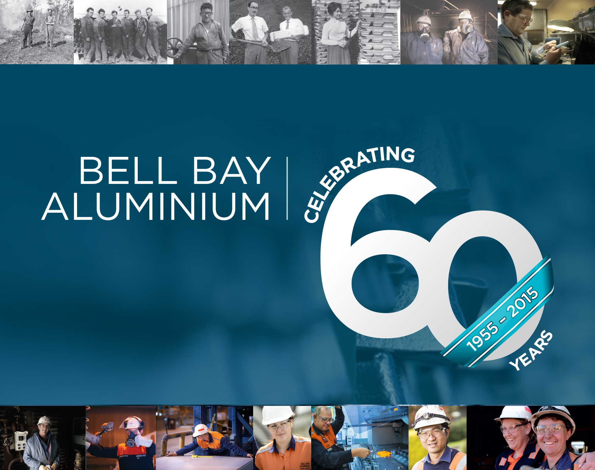 Bell Bay Aluminium 60th birthday